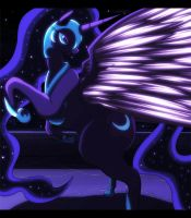Nightmare Moon by C-D-I
