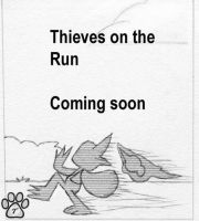 Thieves on the run - preview by TOM-CATS