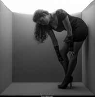Angela in the box 2 by catiaphotostudio