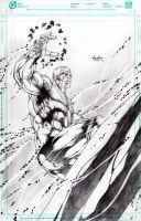 The Silver Surfer by shadowLynXer