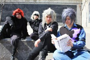 Xemnas - Dictionary... by AmetystKing