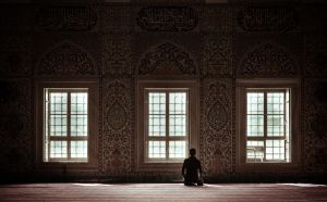 Prayer Time by PortraitOfaLife