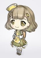Atelier - Lucille Chibi by cubehero
