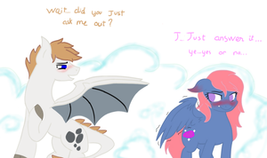 Did you just ask me out ? by swiffer-the-alicorn