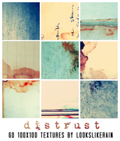 Distrust by lookslikerain