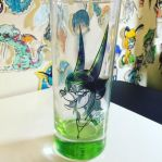 Skoryx drinking glass by Skoryx