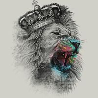 King Lion by Design-By-Humans