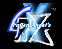 Fallen Angel V1.0 Logo by seraphx