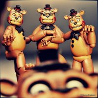REQUEST: Toy Freddy is Life by NexusDrakeson
