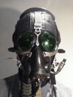 Pilot Helmet Completed! by FuncDetail