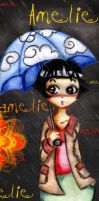 Amelie by miercoles666
