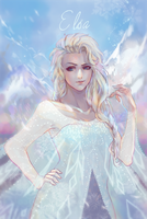 elsa by lackless