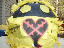 The yellow Pinata of Death by Akira30