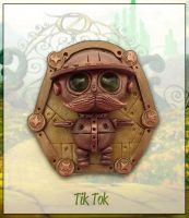 Return of OZ - Tik Tok polymer CLAY by buzhandmade