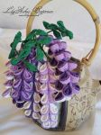 Wisteria with Leaves by LilyAshes-Emporium