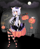 Happy Halloween by keyaramuri