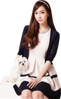 Jessica Jung PNG Render by k-popper88