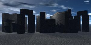 Wall City by mysticmorning