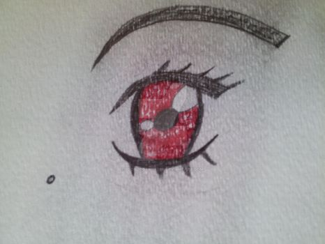 Eye #3 by BlondeGangster