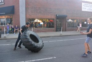 2014 Fluff Fest, Tire Rolling 7 by Miss-Tbones