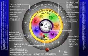 A Map of the Multiverse by JDC-Comics-Online