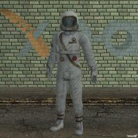 XNA Spacesuit by X-N-A