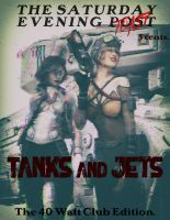 Tanks And Jets by AGhostInEveryRoom