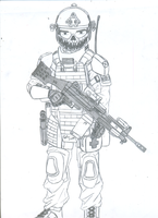 Bill Hanson (US Army Special Forces, 1st SFG) by jmig3