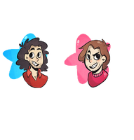 And We're the Game Grumps! by LiltingMoone