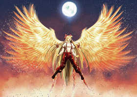 Possessed by Phoenix by HaryuDanto