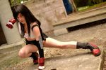 Tifa-Meteor Strike by leppa-berry