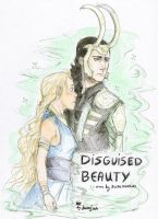 Disguised Beauty by Sanzo-Sinclaire