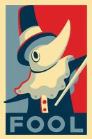 Soul Eater - Excalibur Campaign Poster by gnarlycat