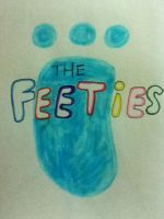 the feeties logo by kCat106