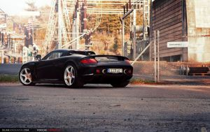 Carrera GT - industrial by dejz0r