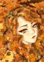 Autumn by Bl-Alice