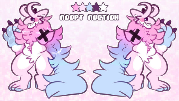 [$] Monster Adopt Auction CLOSED by gemkin