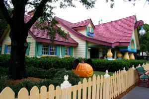 Magic Kingdom Halloween 3 by AreteStock