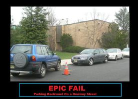 Epic Fail by soliddante2007
