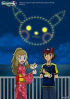 PKMN V - Ash and Serena IV by Blue90
