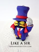 Like a sir- Superb Villain Veigar by Thekawaiiod