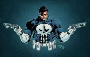 Punisher by AlonsoEspinoza