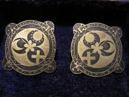 Magic Circle Earrings for AdidaTiki by Rodie-the-Nightblade