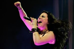 Amy Lee Rocks!!! by Hernandez-Henson