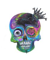 Day of the dead by frailandonly