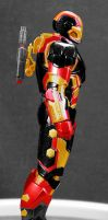 Custom SH Figuart Iron Blood Right Side by hk-1440