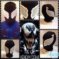 The GCC Symbiote Cowl by Cadmus130