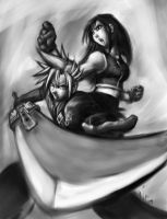 FFAC - Cloud + Tifa by gts