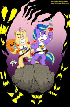 Care Bears:The Legend Begins!! by Dyel75