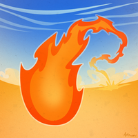 DD6 - Desert Fireball by McKnackus